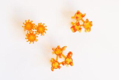 Stempel mit Veneers und Kronen im 3D-Druck